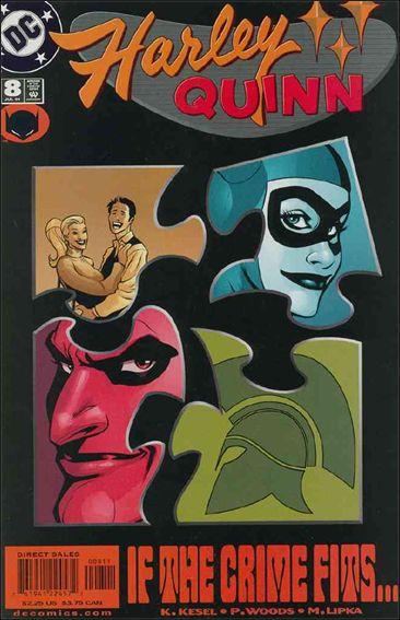 Harley Quinn (2000) 8-A by DC