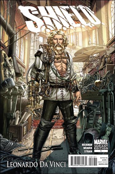 S.H.I.E.L.D. (2010) 1-B by Marvel