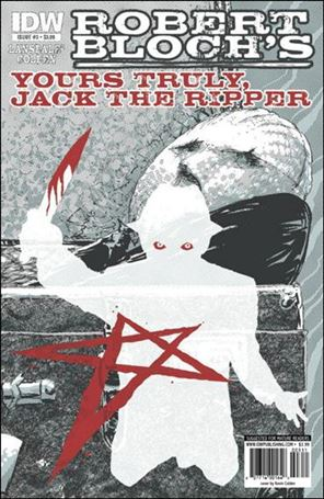 Yours Truly, Jack the Ripper 3-A