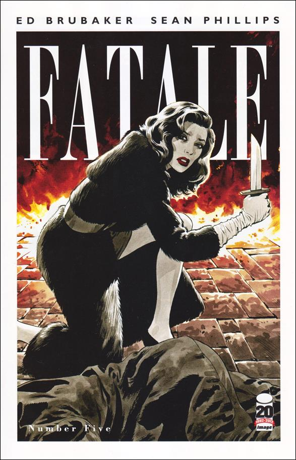 Fatale (2012) 5-A by Image
