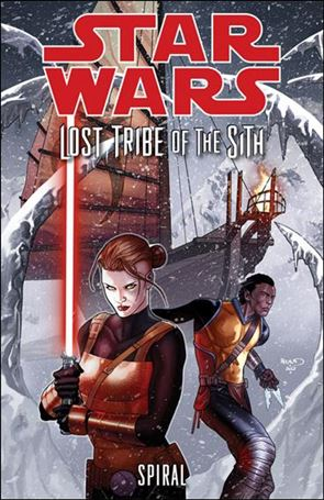 Star Wars: Lost Tribe of the Sith - Spiral  nn-A