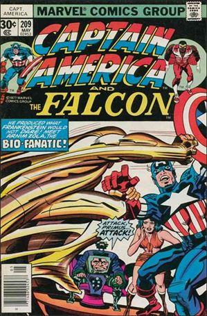 Captain America (1968) 209-A