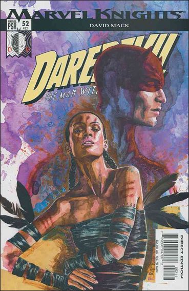 Daredevil (1998) 52-A by Marvel