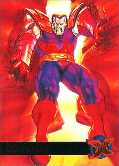 1995 Fleer Ultra X-Men (Base Set) 11-A by Fleer