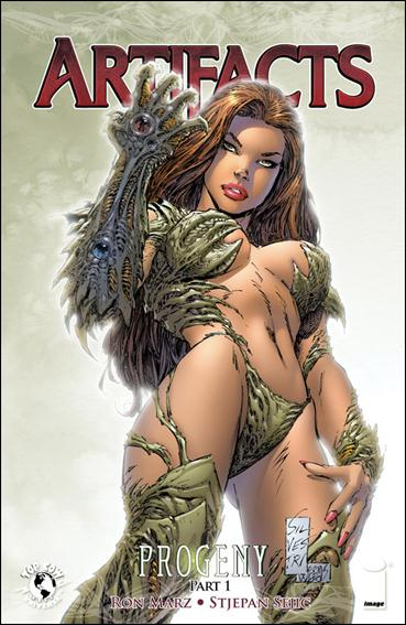 Artifacts (2010) 25-A by Top Cow
