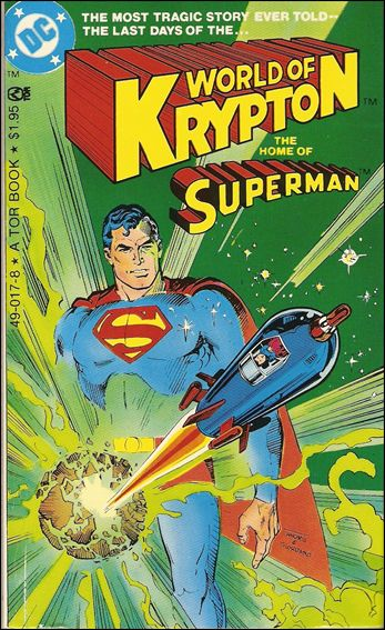 World of Krypton (1982) 1-A by Tor Books