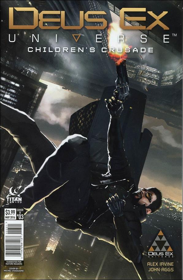 Deus Ex: Children's Crusade 3-B