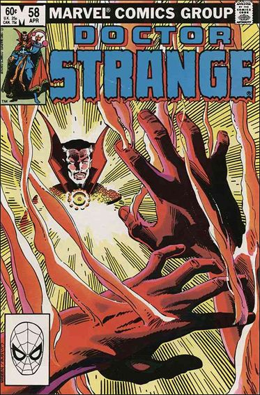 Doctor Strange (1974) 58-A by Marvel