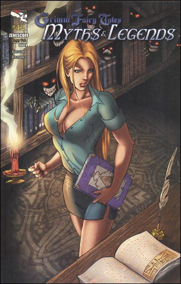 Grimm Fairy Tales Myths & Legends 12-A by Zenescope Entertainment