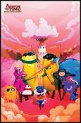 Adventure Time: Banana Guard Academy 4-C