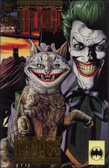 Batman: Legends of the Dark Knight 50-A by DC