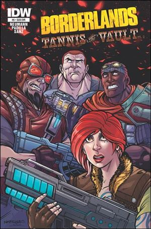 Borderlands: Tannis & the Vault 6-B