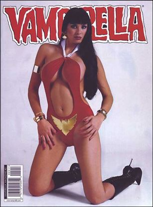 Vampirella Comics Magazine 5-D