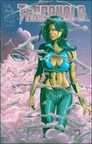 Threshold (1998) 42-A by Avatar Press