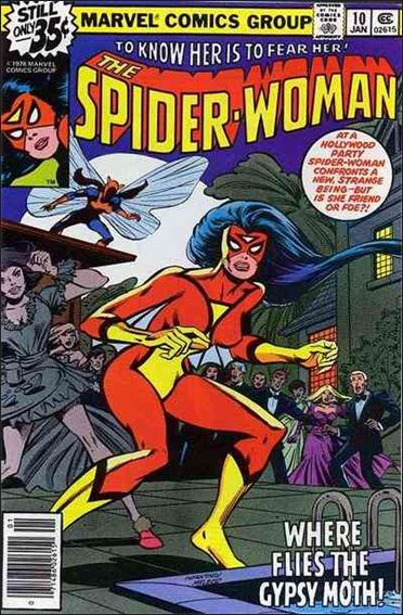 Spider-Woman (1978) 10-A by Marvel
