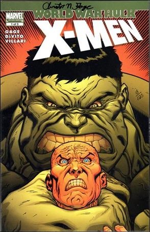 World War Hulk: X-Men 1-B