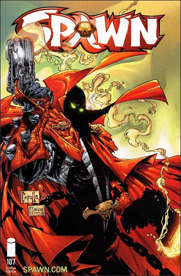 Spawn 107-A by Image