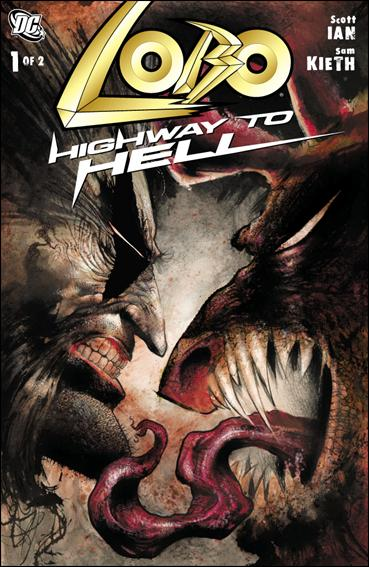 Lobo: Highway to Hell 1-A by DC