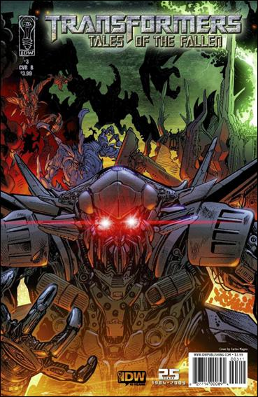 Transformers: Tales of the Fallen 3-B by IDW