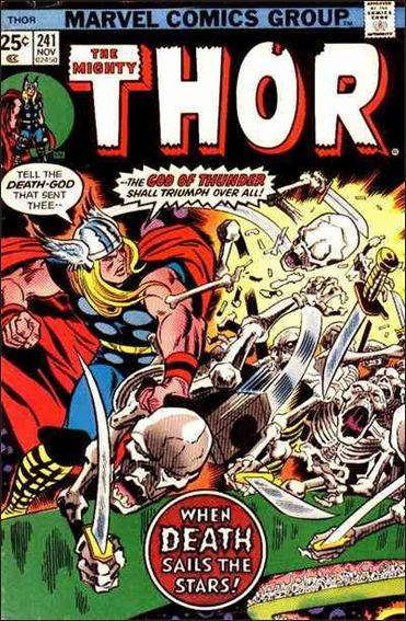 Thor (1966) 241-A by Marvel