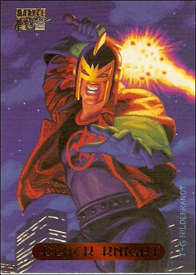 1994 Marvel Masterpieces (Base Set) 7-A by Fleer