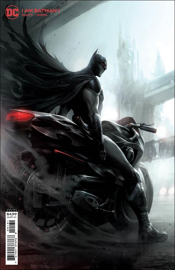 I am Batman 1-C by DC