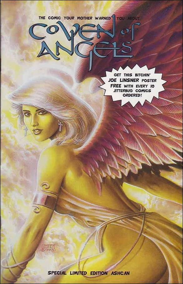 Coven of Angels Ashcan-A by Jitterbug Press