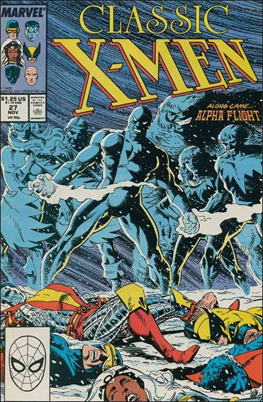 Classic X-Men 27-A by Marvel