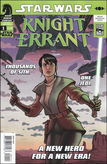 Star Wars: Knight Errant 1-A by Dark Horse