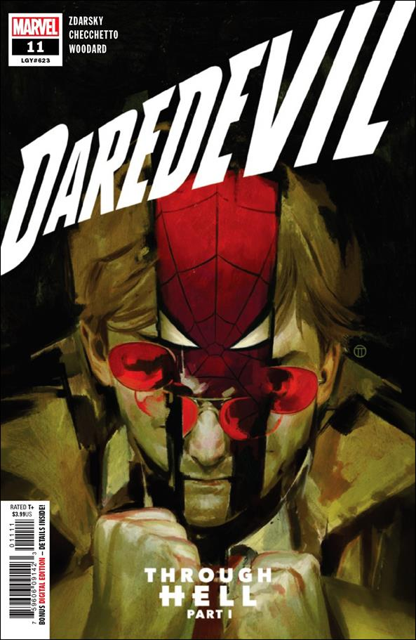 Daredevil (2019) 11-A by Marvel