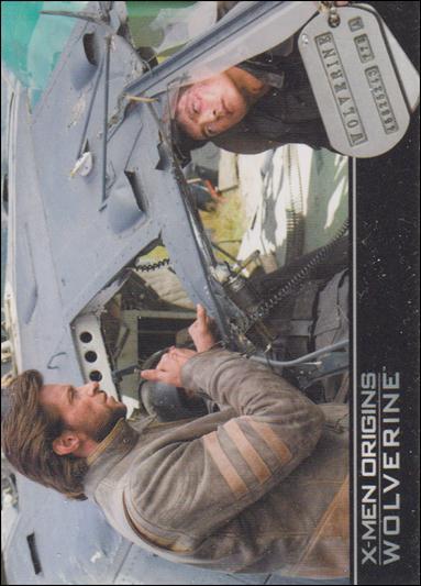 X-Men Origins: Wolverine (Base Set) 45-A by Rittenhouse