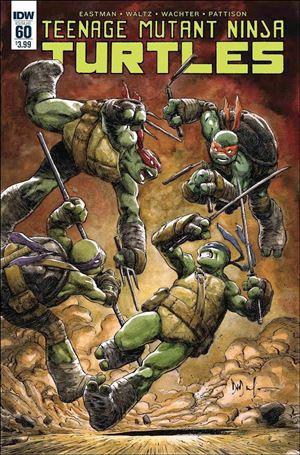 Teenage Mutant Ninja Turtles (2011) 60-A