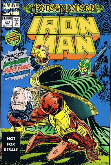 Iron Man (1968) 311-B by Marvel
