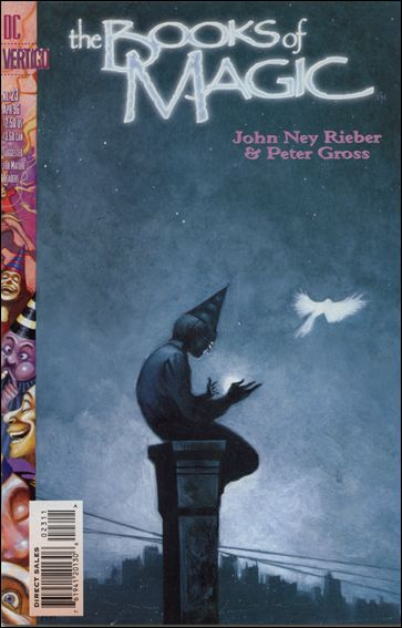 Books of Magic (1994) 23-A by Vertigo