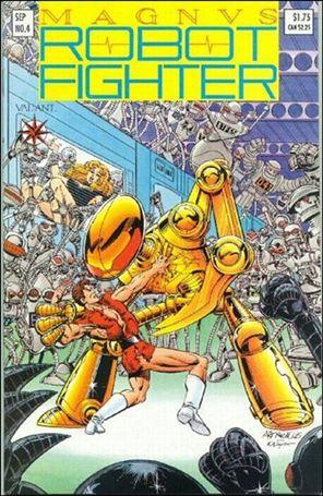 Magnus Robot Fighter (1991) 4-A