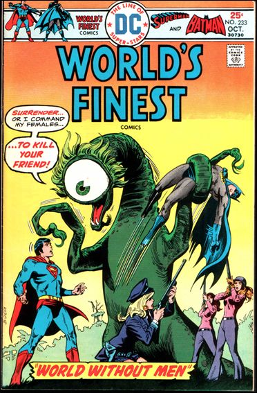 World's Finest Comics 233-A by DC