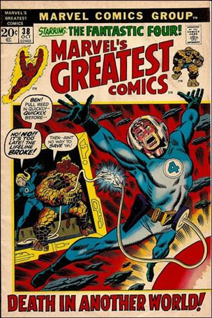 Marvel's Greatest Comics 38-A