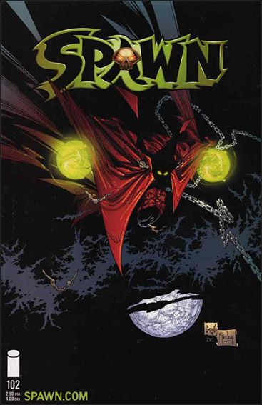 Spawn 102-A by Image