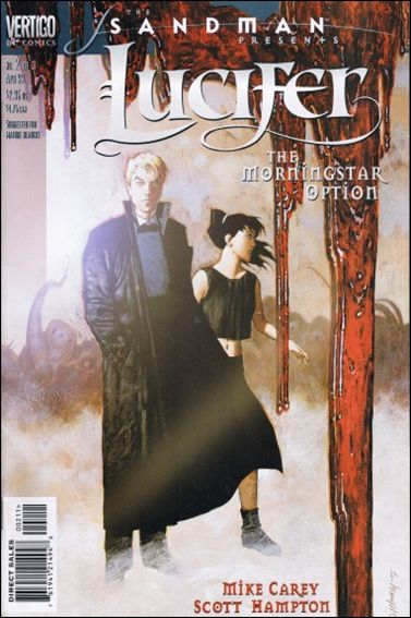 Sandman Presents: Lucifer 2-A by Vertigo