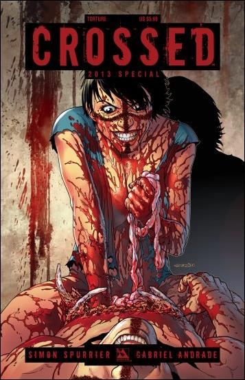 Crossed Special 2013-C by Avatar Press