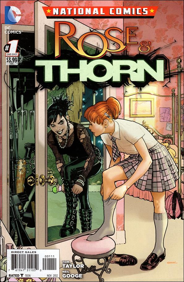 National Comics: Rose and Thorn 1-A by DC