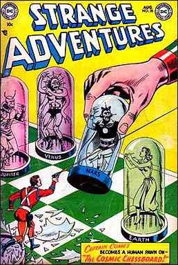 Strange Adventures (1950) 35-A by DC