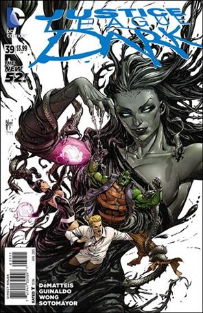 Justice League Dark 39-A