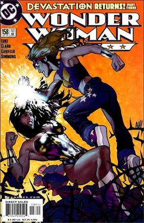 Wonder Woman (1987) 158-A
