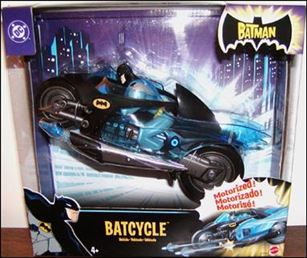 Batman (Vehicles) Batcycle