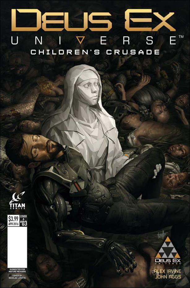 Deus Ex: Children's Crusade 3-A