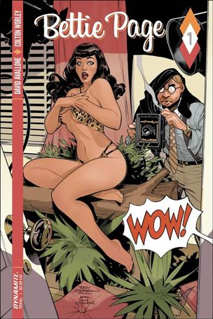 Bettie Page 1-A