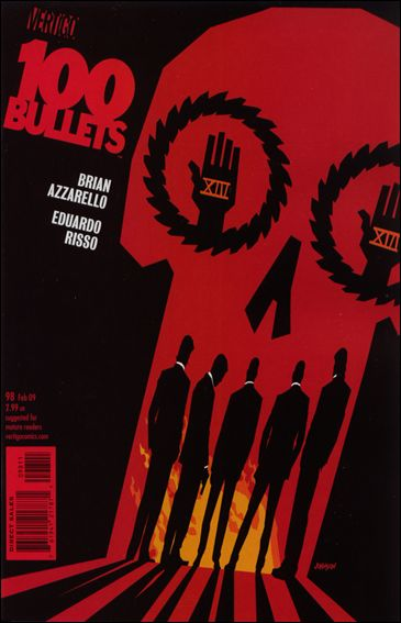 100 Bullets 98-A by Vertigo