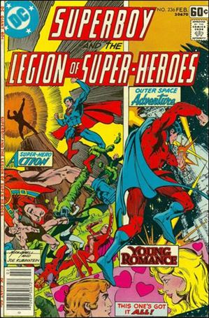 Superboy & the Legion of Super-Heroes 236-A