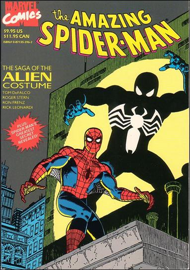 Amazing Spider-Man: The Saga of the Alien Costume nn-B by Marvel
